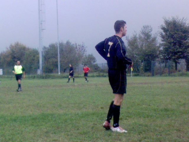 """Muschietto"" in azione durante V.M.F. vs Umbo United, 2006/2007"