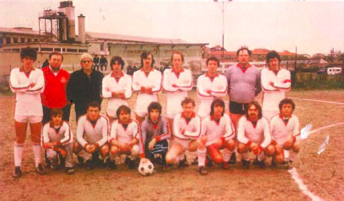 1980: la prima partita