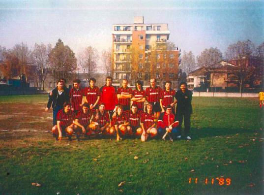 1989/1990: il primo campionato vinto