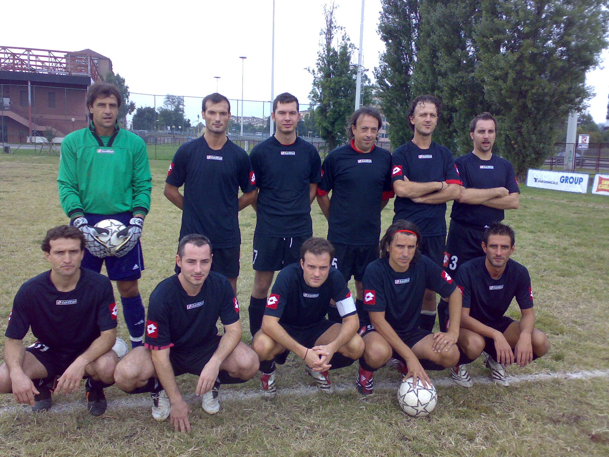 1^giornata Campionato 2007/2008